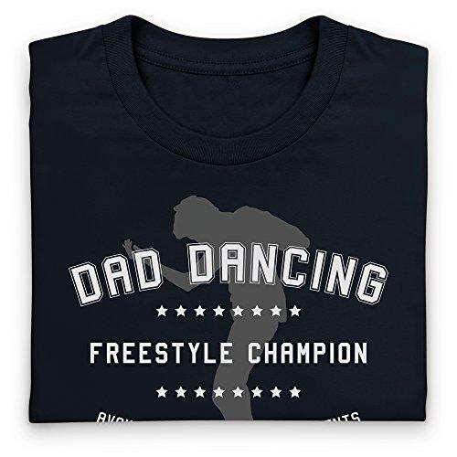 Dad Dancing Freestyle, Herren Schwarz