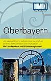 DuMont Reise-Taschenbuch Reiseführer Oberbayern - Daniela Schetar