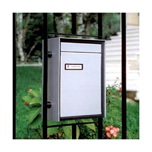 Cassetta postale tradizionale passante per...