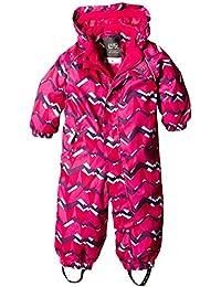 NAME IT Slope Mini Snowsuit Aop Jazzy Fo 315-Traje para la nieve Niñas,