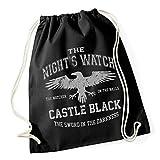 The Night Watch Gymsack Black Certified Freak