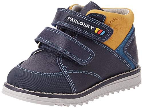 Pablosky 064721, Botas Bebés, Azul, 24 EU