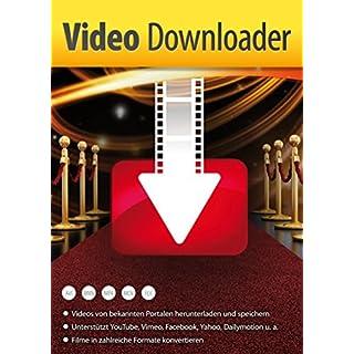 VideoDownloader und Converter für über 50 Formate in jedes beliebige Video und Audio Format für Windows 10 / 8.1 / 7
