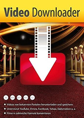 VideoDownloader und Converter für über 50 Formate in jedes beliebige Video und Audio Format für Windows 10 / 8.1 / (Mpeg4 Audio)