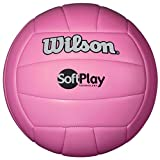 Wilson Unisex-Adult SOFT PLAY VOLLEYBALL
