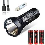 Klarus G35 Taschenlampe 2000 Lumen Super Hell Taschenlampen CREE XHP35