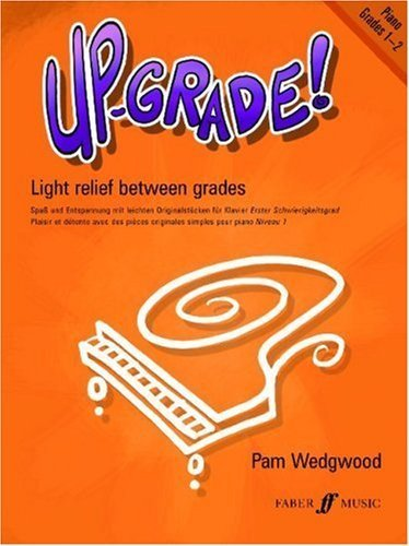 Piano: Grades 1-2 (Up-Grade!) by Pam Wedgwood (1995) Paperback