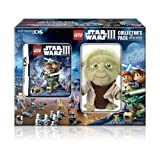 Lego Star Wars Game With Yoda Plush - Nintendo DS by Solutions 2 Go