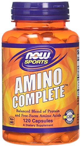 Now Foods Amino Complete Standard, 120 Kapseln - Complete 120 Kapseln