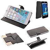 Haier Phone L52 Flipcover Schutz Hülle, schwarz |
