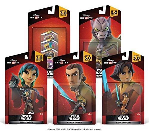 Disney Infinity 3.0 Edition: Star Wars Rebels Bundle - Amazon Exclusive by Disney Infinity (Infinity Ps3-bundle)