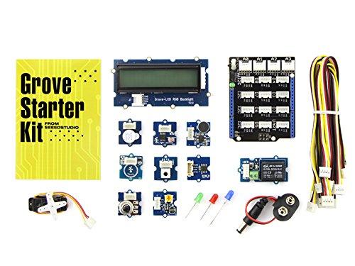 SeeedStudio Grove - Kit de iniciación para Arduino