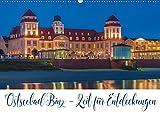Ostseebad Binz - Zeit für Erholung (Wandkalender 2019 DIN A2 quer): Binz - Die Inselschönheit auf Rügen (Geburtstagskalender, 14 Seiten ) (CALVENDO Orte)