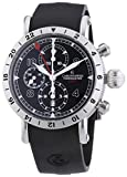 Chronoswiss  7533G ST-BK RUB - Reloj de automático para hombre, con correa de otros materiales, color negro
