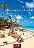 Dominikanische Republik Monatsplaner 2020 30x42cm -