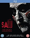 Saw: The Legacy Collection [Blu-ray] [2017]