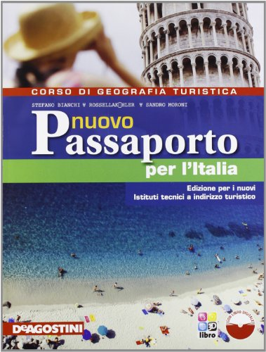 NUOVO PASSAPORTO IT+ATL +LD
