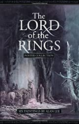 The Lord of the Rings Poster Collection: Six Paintings by Alan Lee (No. 1) by Alan Lee (1999-09-01)