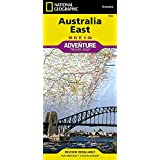 Australien, Osten: NATIONAL GEOGRAPHIC Adventure Maps (Adventure Map (Numbered))