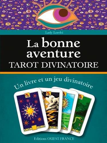Le Tarot de la Bonne Aventure (Livre + Jeu 36 Cartes)