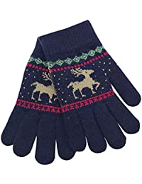 b25d5d7aa Amazon.co.uk  Gloves   Mittens  Clothing