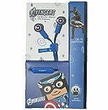 Best Kid Earphones - Avengers Zipper Boys Earphone (BLUE) Review