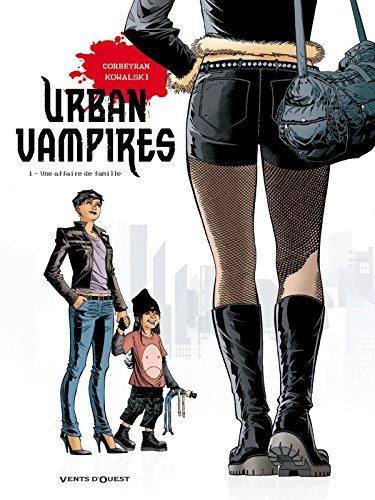 Urban Vampires - Tome 01: Une Affaire de famille