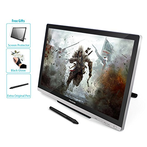 huion-gt-220-v2-silver-pen-display-215-inch-ips-tablet-monitor-with-enhanced-linearity-and-accurate-