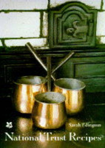 National Trust Book of Recipes (National Trust Cookery Books)