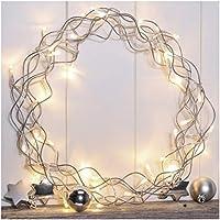 Weihnachtsbeleuchtung Kranz.Suchergebnis Auf Amazon De Für Kranz Weihnachtsbeleuchtung