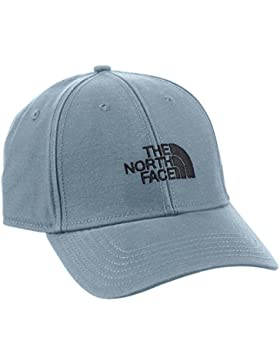 The North Face Ascentials TNF Gorra 66 Classic, Unisex adulto, Mid Grey, Talla única