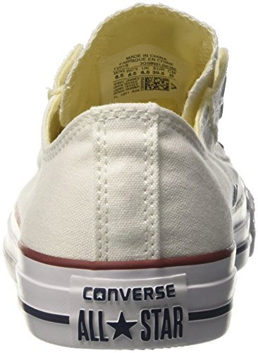 Converse Schuhe Chuck Taylor All Star OX Unisex Weiß (optic. Wht)