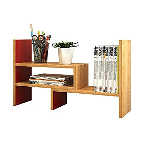 Storage tower Creative Simple Oak Jaune, bureau Étagères Étagère de rangement
