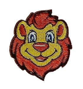 Trio de tortue éléphant lion Fer à coudre Motif sur Applique brodé Badge Patch