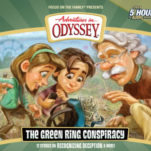 Green Ring Conspiracy Part