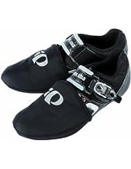 Pearl Izumi - Cubre zapatos, talla S/M, color negro