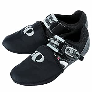 Pearl Izumi Elite Cycling Shoe Toe Covers - Black, Medium/Large