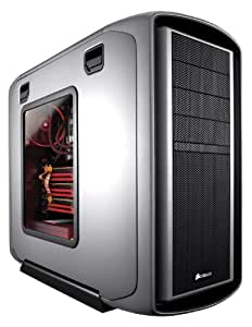 Corsair Graphite Series CC-9011020-WW Steel Silver 600T Mid-Tower Computer Case