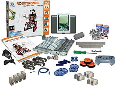 AvishkaarBox E-Series Robotronics FULL Kit