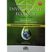 Environment & Ecology - A Complete Guide by R Rajgopalan