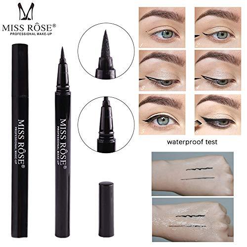 Yeux Paupière Eyeliner Imperméable Liquid Eye Liner Structure Persistante Crayon Stylo Maquillage Beauté Cosmétiques Eyeliner Liquide Glitter