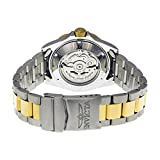 Invicta-Unisex-Pro-Diver-Automatic-Watch-with-Blue-Dial-Analogue-Display-and-Multicolour-Gold-Plated-Bracelet-8928OB