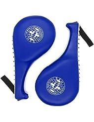 Taekwondo Kick Pad Objetivo de 2packe, azul