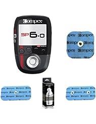 Compex SP 6.0 Electrostimulateur Noir
