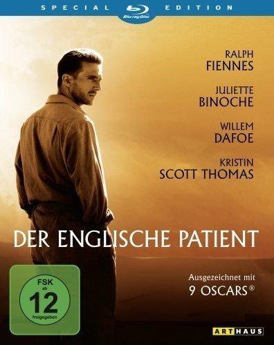 Bild von Der englische Patient [Blu-ray] [Special Edition]
