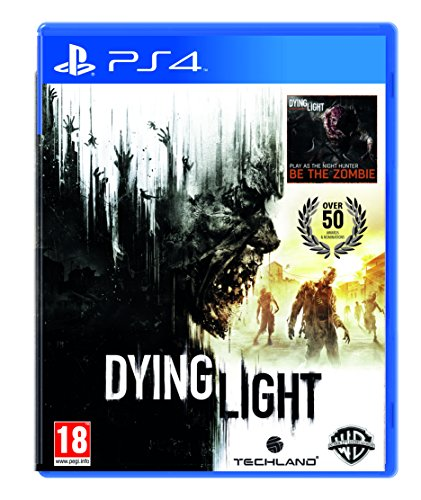 Dying Light Be the Zombie Edition [Importación Inglesa] 51QtP7ITJQL