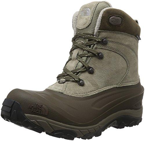 THE NORTH FACE Herren M Chilkat Ii Schneestiefel,  Mehrfarbig (Spltrkbn/Dovegy Ner), 42 EU (Boots Face Winter North)