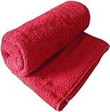 V Brown Exclusive Cotton Bath Towel