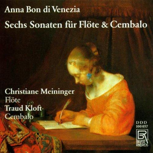 Venezia: 6 Flute Sonatas [Import anglais]
