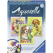 Ravensburger - 29318 6 - Aquarelle Midi - Amici Animali